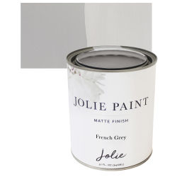 Jolie Matte French Grey quart