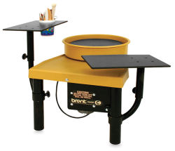 WorkTables, Set of 2 (Pottery Wheel Sold Separately)
