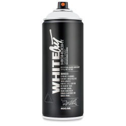 Montana Black Paint - Whiteout, 400 ml Can