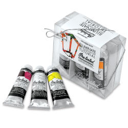 Grumbacher Pre-tested Oils - Limited Edition Tutorial Set, Illuminate