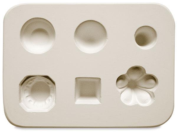 Amaco Decorative Sprig Molds