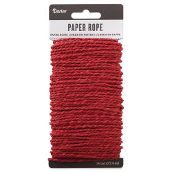 Paper Rope - Red, 30 yds