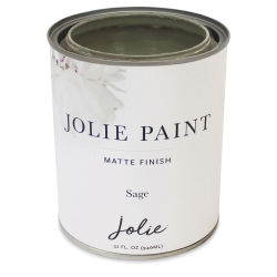 Jolie Matte Finish Paint - Sage, Quart