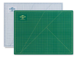 Alvin Cutting Mat - 8 1/2'' x 12'', Green/Black