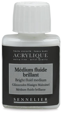 Gloss Fluid Medium