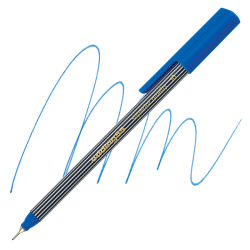 Edding 55 Fineliner Pen - Light Blue