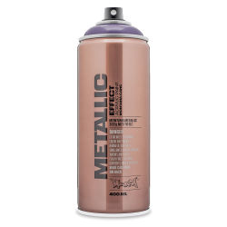 Montana Metallic Effect Spray Paint - Plum
