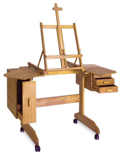 Painting Workstation Easel