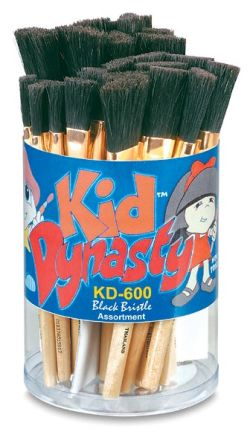 Kid Dynasty Canisters of Brushes