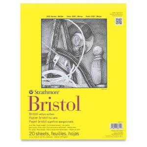 Strathmore Bristol Smooth paper