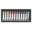 Blick Studio Oil Colors - Basic Set of 24 Tubes
