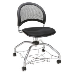 OFM Moon Foresee Chair - Mesh Back, Fabric Seat Cushion