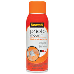 Scotch Photo Mount Spray Adhesive - 10 oz