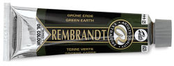 Rembrandt Artists' Oil Color - Green Earth, 150 ml tube