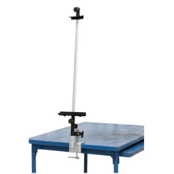 Richeson Italian Steel Clamp-On Table Easel