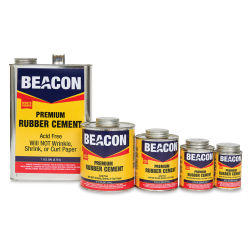 Beacon Artist Quality Rubber Cement