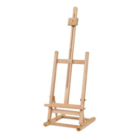 Blick Tabletop Easel - H-Frame, Natural