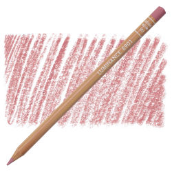 Caran d'Ache Luminance Colored Pencil - Violet Pink