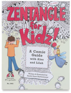 Zentangle for Kidz! (Paperback)