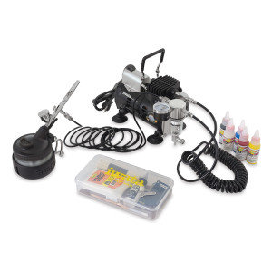 Blick Complete Airbrush System by Iwata