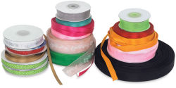 Ribbon Assortment - Assorted Colors and Styles, 2 lb Bag
