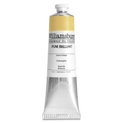 Williamsburg Handmade Oil Paint - Jaune Brilliant, 150 ml