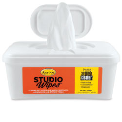 Artool Studio Wipes - Box of 80