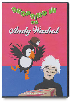 Dropping in on Andy Warhol