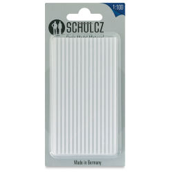 "Schulcz Scale Model Building Parts - Treadplates, Pkg of 2, 1:100, 1/8"" (front of package)"