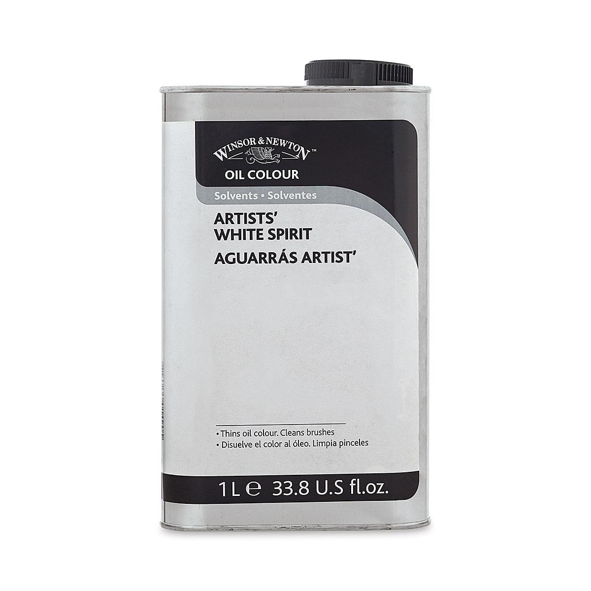 Winsor & Newton Artists White Spirit - 1 L bottle