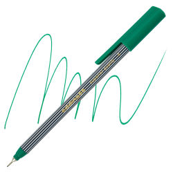 Edding 55 Fineliner Pen - Green, 0.3mm