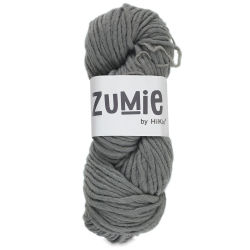 HiKoo Zumie Yarn - Gun Metal Gray
