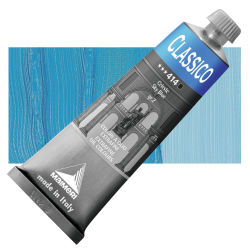 Maimeri Classico Oil Color - Sky Blue, 60 ml tube