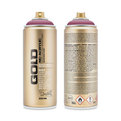 Montana Gold Acrylic Professional Spray Paint - Dusty Pink, 400 ml can