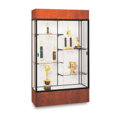 Waddell Reliant Series Display Case - 48'', White