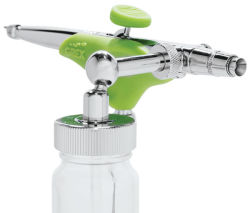 Ergonomic Airbrushes
