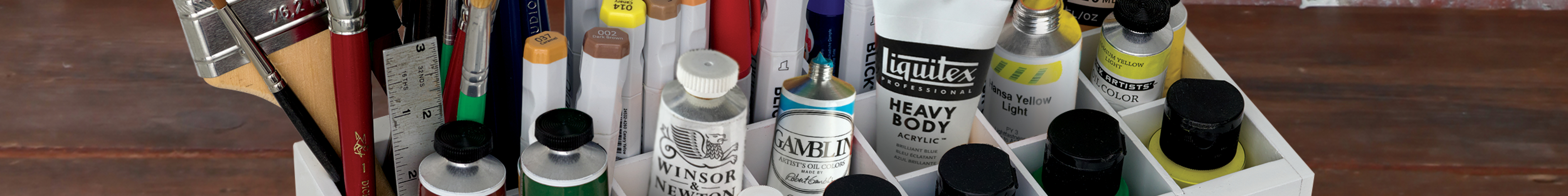 Art Storage and Organization | BLICK Art Materials
