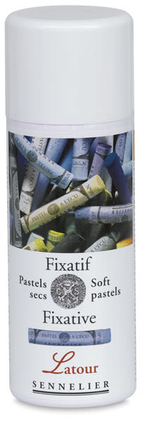 Latour Spray Fixative for Pastels