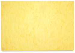Thai Unryu - 25'' x 37'', Bright Yellow