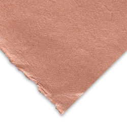Lokta Paper - Copper Metallic, 20'' x 30'', Single Sheet