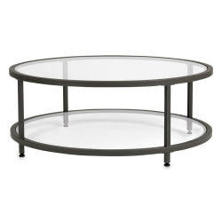Studio Designs Camber Round Coffee Table