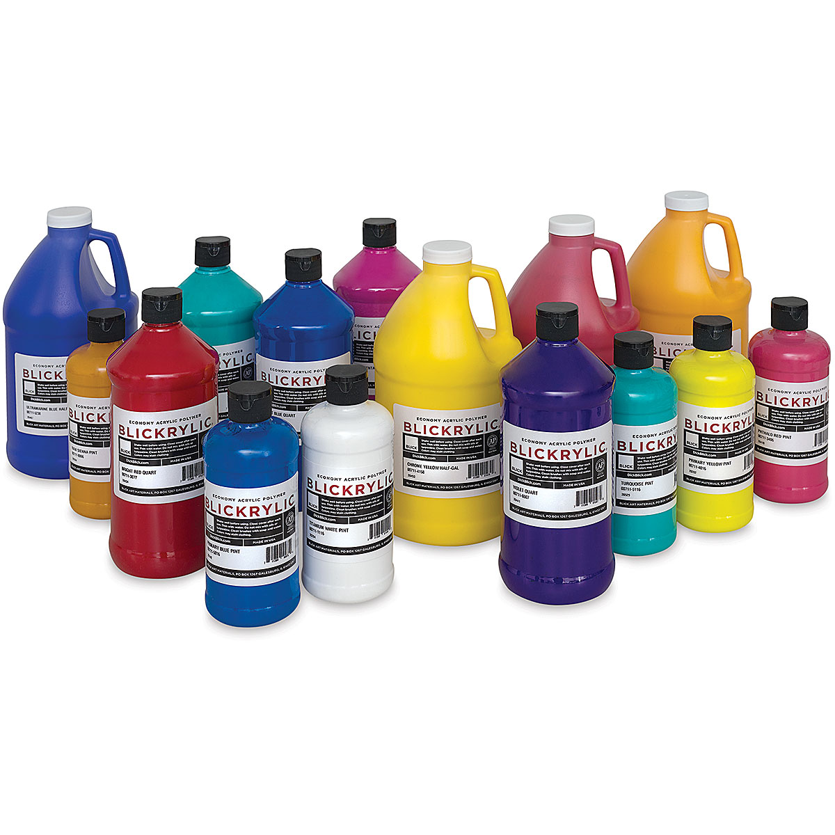 Acrylic Paint Sets Blick Art Materials