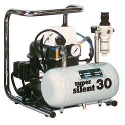SilentAire Super Silent 30-TC Compressor - 1/3 Horsepower