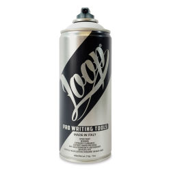 Loop Colors Spray Paint - Transparent White, LP390, 400 ml