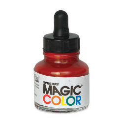 Magic Color Liquid Acrylic Ink - 28 ml, Process Magenta