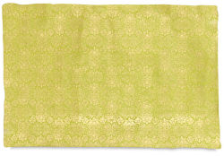 Lama Li Decorative Paper - 22'' x 30'', Lime, Mandchou, Single Sheet