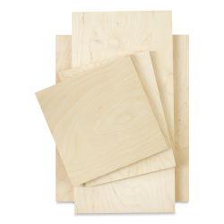 Midwest Studio Birch Artist Panels