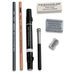 Colored Pencil Accessory Set