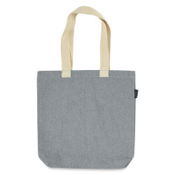 Harvest Import Recycled Canvas Tote - 14''H × 14''W × 3''D