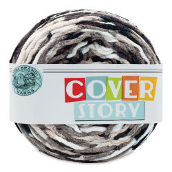 Lion Brand Cover Story Yarn - Mica, 547 yards